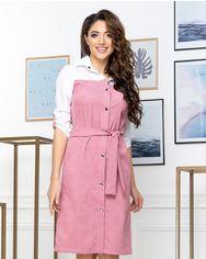Платье ELFBERG 437 46 Пудра (2000000371078) от Rozetka