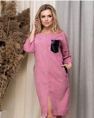 Платье ELFBERG 5169 50 Пудра (2000000372372) от Rozetka