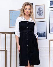 Платье ELFBERG 5171 56 Черное (2000000372693) от Rozetka