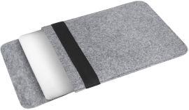 Чехол для ноутбука Gmakin для MacBook Air/Pro 13.3'' Grey (GM16) от Rozetka