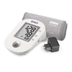 Тонометр автоматический с адаптером и манжетой 22-42 см PRO-33 B.Well от Medmagazin