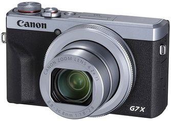 Фотоаппарат CANON PowerShot G7 X Mark III Silver (3638C013) от MOYO