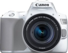 Фотоаппарат CANON EOS 250D 18-55 IS STM White (3458C003) от MOYO