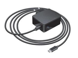 Акция на Сетевое зарядное устройство Trust Summa 45W Universal USB-C Charger Black от MOYO