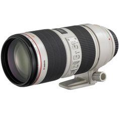Объектив Canon EF 70-200 mm f/2.8L IS II USM (2751B005) от MOYO