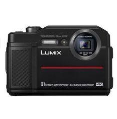 Фотоаппарат PANASONIC LUMIX DC-FT7 Black (DC-FT7EE-K) от MOYO
