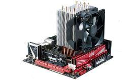 Акция на Процессорныйкулер CoolerMasterHyper H412R (RR-H412-20PK-R2) от MOYO
