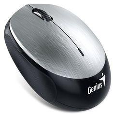 Мышь Genius NX-9000BT V2 Sliver (31030009405) от MOYO