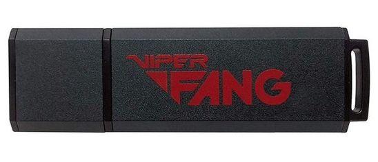 Накопитель USB 3.1 Patriot Viper Fang R400MB/s 256GB от MOYO
