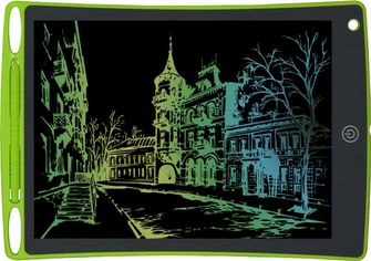 LCD-планшет для рисования Dex DWT1216 Green (21729) от Rozetka