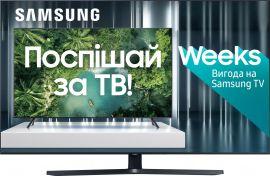 Акция на Телевизор Samsung UE55TU8500UXUA от Rozetka