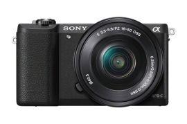 Акция на Фотоаппарат SONY Alpha a5100 + 16-50 Black (ILCE5100LB.CEC) от MOYO