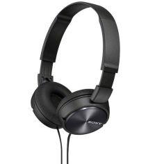 Наушники Sony MDR-ZX310 Black (MDRZX310B.AE) от Територія твоєї техніки