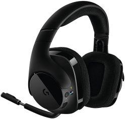 Гарнитура игровая LOGITECH Wireless Gaming Headset G533 (981-000634) от Eldorado