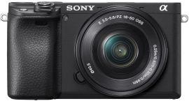 Фотоаппарат цифровой SONY Alpha 6400 kit 16-50 mm Black (ILCE6400LB.CEC) от Eldorado