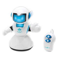 Робот-киборг Keenway синий (K13406) от Будинок іграшок