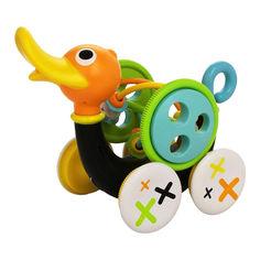 Игрушка-каталка Yookidoo Музыкальная утка (40129) от Будинок іграшок