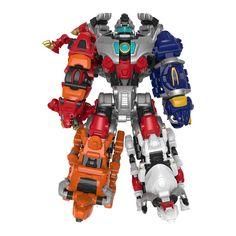 Трансформер Metalions Мини Инфинити (314041) от Будинок іграшок