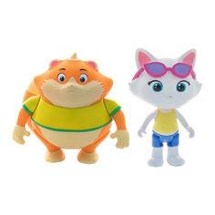 Акция на Набор 44 Cats Фрикаделька и Миледи со суперсилой (34113) от Будинок іграшок
