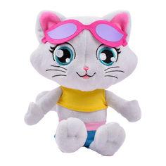 Акция на Мягкая игрушка 44 Cats Миледи музыкальная 20 см (34242) от Будинок іграшок