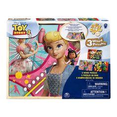 Пазл деревянный Spin Master 3 в 1 История игрушек 4 (SM98297/6053002) от Будинок іграшок