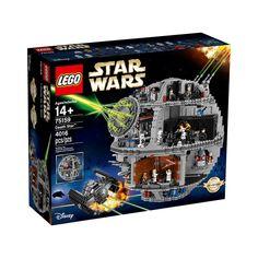 Конструктор Звезда смерти Lego Star Wars (75159) от Будинок іграшок