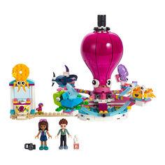 Конструктор LEGO Friends Аттракцион Веселый осьминог (41373) от Будинок іграшок