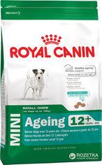 Сухой корм Royal Canin Mini Ageing 12+ для собак мелких пород старше 12 лет 800 г (3182550793353) (91842) от Rozetka