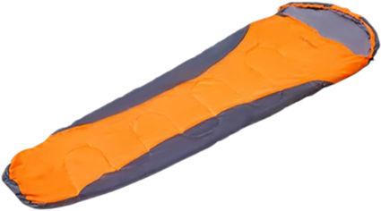 Спальный мешок Treker SA-728 Grey-Orange от Rozetka