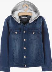 Джинсовая куртка 5.10.15 2E3801 140 см (5902361735315) от Rozetka