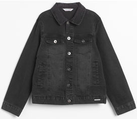 Джинсовая куртка Coccodrillo Victory Is Not For Free W20152301VIC-021 128 см (5904705063795) от Rozetka