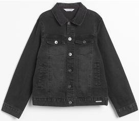Джинсовая куртка Coccodrillo Victory Is Not For Free W20152301VIC-021 134 см (5904705063801) от Rozetka