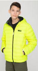 Куртка Reporter Young 201-0880B-01-517-1 152 см Зеленая (5900703618678) от Rozetka