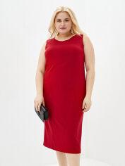 Платье Jhiva 90170838 56 Красное (J2100000613427) от Rozetka