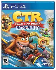 Диск Crash Team Racing (Blu-ray, English version) для PS4 (88388EN) от Citrus