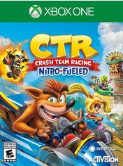 Диск Crash Team Racing (Blu-ray, English version) для Xbox One (88393EN) от Citrus