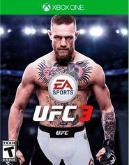 Диск Xbox EA SPORTS UFC 3 (Blu-ray, Russian subtitles) 1034671 от Citrus