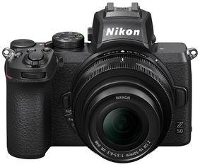 Фотоаппарат NIKON Z50 + 16-50 VR + FTZ Mount Adapter (VOA050K004) от MOYO