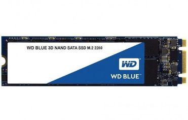 Акция на SSD накопитель WD Blue 1TB M.2 SATAIII (WDS100T2B0B) от MOYO
