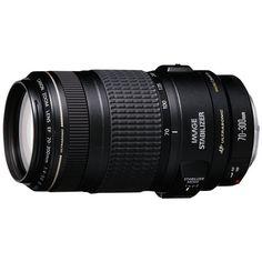 Объектив Canon EF 70-300 mm f/4-5.6 IS USM (0345B006) от MOYO