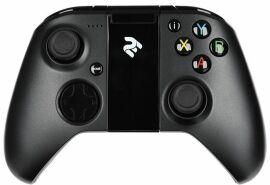 Беспроводной геймпад универсальный 2E C04 PC/PS3/iOS/Android (2E-UWGC-C04) Black от Територія твоєї техніки