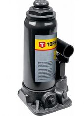 Акция на Домкрат гидравлический бутылочный 15т, 230-460мм, TOPEX 97X042 от MOYO