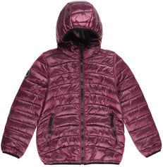 Акция на Демисезонная куртка Evolution 28-ВД-20 134 см Бордо (4823078574176) от Rozetka