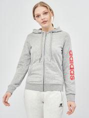 Толстовка Adidas Essentials Linear FM6487 L Medium Grey Heather (4062055371975) от Rozetka