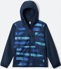 Двусторонняя ветровка Columbia Pixel Grabber Reversible Jacket 1833141-465 110-122 см (0193553048268) от Rozetka