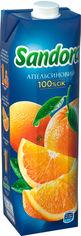 Упаковка сока Sandora Апельсиновый 0.95 л х 10 шт (4823063112840) от Rozetka