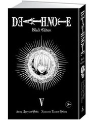 Акция на Death Note. Black Edition. Книга 5 от Book24