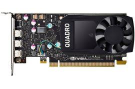 Акция на Видеокарта HP NVIDIA Quadro P400 2GB GDDR5 Graphics (1ME43AA) от MOYO