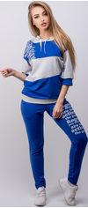 Спортивный костюм Olis-Style Вилари 2493 46 Электрик от Rozetka