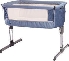 Детская кроватка Caretero Sleep2gether Navy (Car.Sleep2gether(navy)) от Rozetka